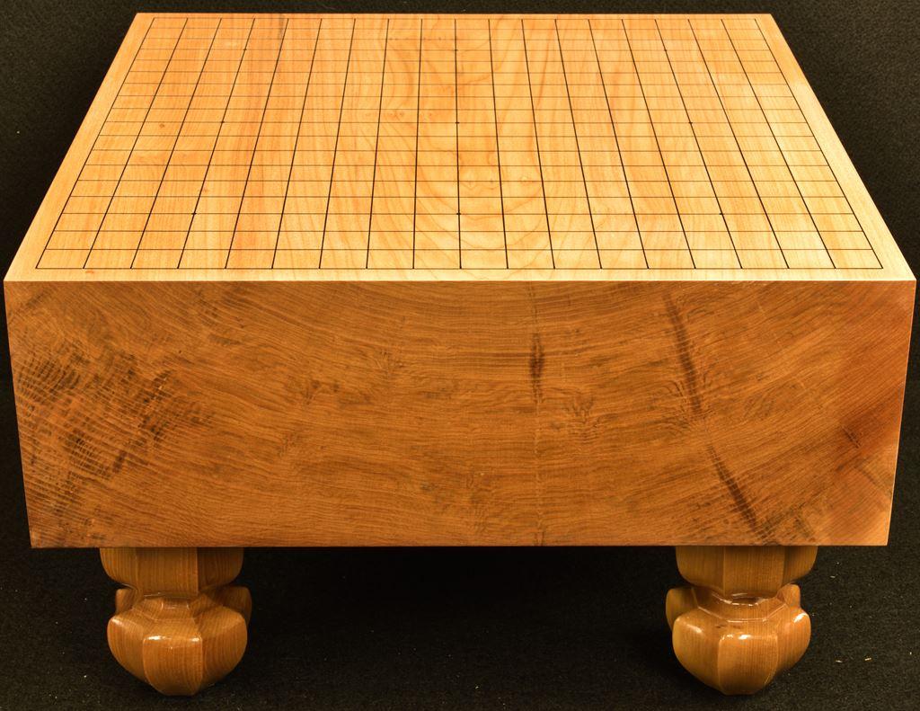 碁盤 本桂50号竹印