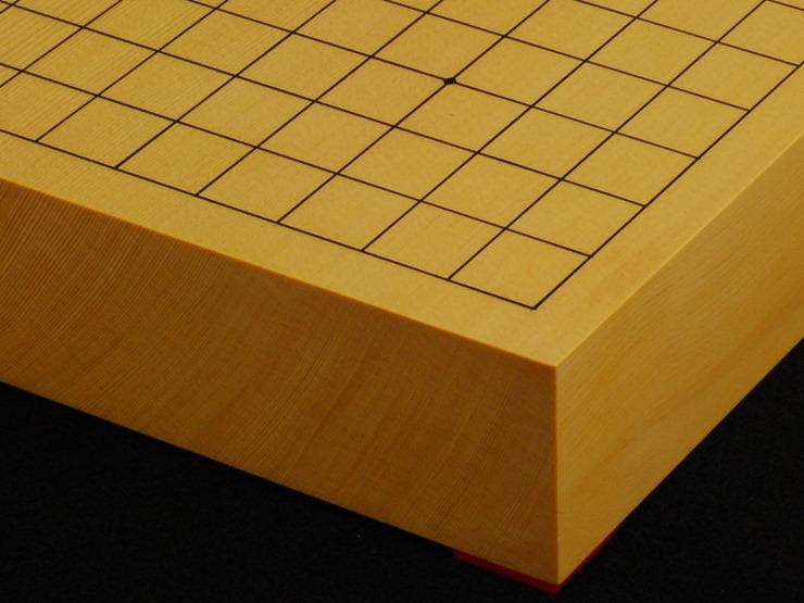 碁盤 新かや20号卓上   クリックで詳細説明