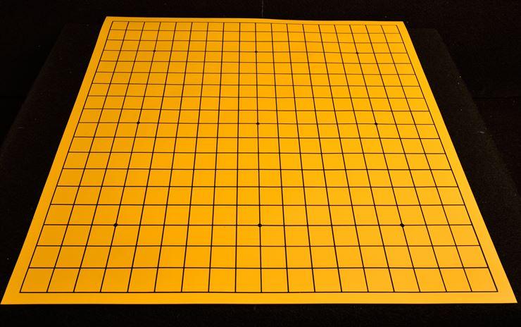 ソフトビニル碁盤